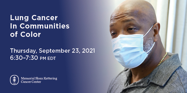 Lung Cancer In Communities of Color
